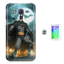 Kit Capa Case TPU Galaxy Gran Prime G530/G531 Batman + Película de Vidro (BD01) - Bd cases