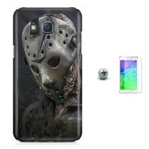 Kit Capa Case TPU Galaxy Gran Prime G530/G531 Jason Voorhees + Película de Vidro (BD02) - Bd cases