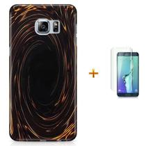 Kit Capa Galaxy S6 Edge Yu-Gi-Oh Yugioh Carta+Pel Vidro BD30 - Bd cases
