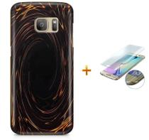 Kit Capa Galaxy S7 Edge Yu-Gi-Oh Yugioh Carta+Pel Vidro BD30 - Bd cases