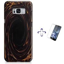 Kit Capa Galaxy S8 Yu-Gi-Oh Yugioh Carta + Pel Vidro BD30 - Bd cases