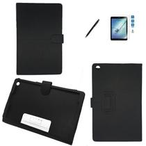 Kit Capa Galaxy Tab A T510/T515 10.1 e Can, Pelicula Preto - Bd cases