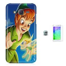 Kit Capa Gran Prime G530/G531 Peter Pan +Pel.VidrBD1 - Bd cases