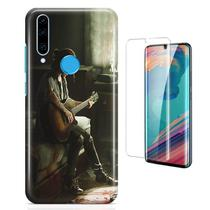 Kit Capa Huawei P30 Lite The Last of Us e Pelicula - Bd cases