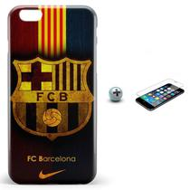 Kit Capa iPhone 6/6S Barcelona + Pel Vidro BD1 - Bd cases