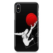 Kit Capa iPhone X - Basquete + Pel Vidro BD2 - Bd cases