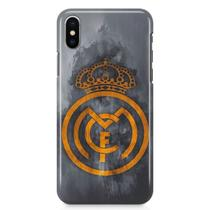 Kit Capa iPhone X - Real Madrid Futebol + Pel Vidro BD1 - Bd cases