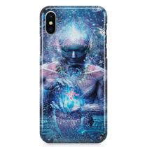 Kit Capa iPhone X - Transcendence + Pel Vidro BD1 - Bd cases