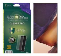 Kit Capa + Película Curves Pro Hprime Galaxy Note 20 Ultra -