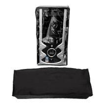Kit capa plástica cpu gabinete atx e teclado avulso - Apparatos