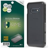 Kit Capa Puregear DualTek Clear / Black + Película HPrime Pet Invisível  Galaxy S10e 5.8 - Hprime / Puregear