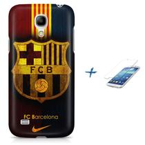 Kit Capa S4 Mini Barcelona + Pel Vidro BD1 - Bd cases