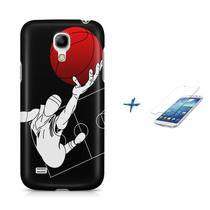 Kit Capa S4 Mini Basketball +Pel.VidrBD1 - Bd cases