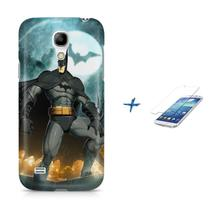 Kit Capa S4 Mini Batman +Pel.VidrBD1 - Bd cases