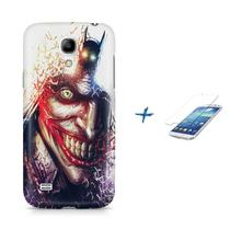 Kit Capa S4 Mini Coringa +Pel.Vidr(BD02) - Bd cases