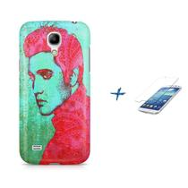 Kit Capa S4 Mini Elvis Presley +Pel.VidrBD1 - Bd cases