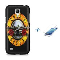 Kit Capa S4 Mini Guns n Roses +Pel.Vidr(BD02) - Bd cases