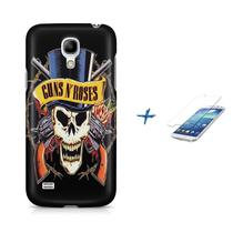 Kit Capa S4 Mini Guns n Roses +Pel.VidrBD1 - Bd cases