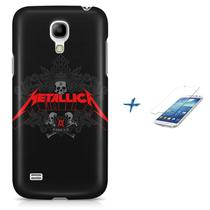 Kit Capa S4 Mini Metallica + Pel Vidro BD1 - Bd cases