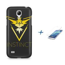 Kit Capa S4 Mini Pokemon Instinct Team +Pel.VidrBD1 - Bd cases