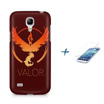 Kit Capa S4 Mini Pokemon Valor Team +Pel.VidrBD1 - Bd cases