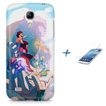Kit Capa S4 Mini Stephen Universe + Pel Vidro BD1 - Bd cases