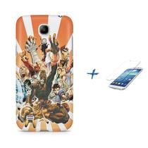 Kit Capa S4 Mini Street Fighter +Pel.VidrBD1 - Bd cases