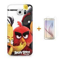 Kit Capa S6 Angry Birds +Pel.VidrBD1 - Bd cases