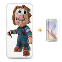 Kit Capa S6 Chucky +Pel.VidrBD1 - Bd cases
