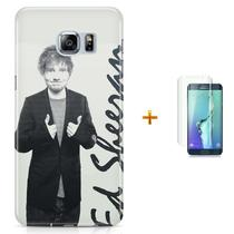 Kit Capa S6 Ed Sheeran + Pel Vidro (BD30) - Bd cases
