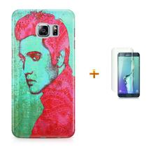 Kit Capa S6 Edge Elvis Presley +Pel.VidrBD1 - Bd cases