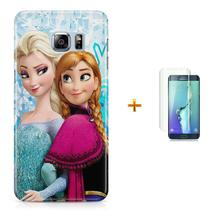 Kit Capa S6 Edge Frozen +Pel.VidrBD1 - Bd cases