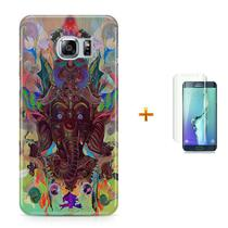 Kit Capa S6 Edge Ganesha +Pel.VidrBD1 - Bd cases