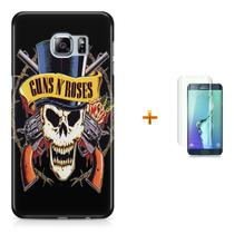 Kit Capa S6 Edge Guns nRoses +Pel.VidrBD1 - Bd cases