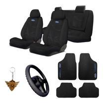 Kit Capas Bancos Automotivos Tecido Original Ecosport 2003 a 2019 - Ford
