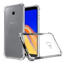 Kit Capinha Antichoque Galaxy J4 + Película Vidro - HREBOS