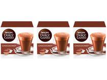 Kit Cápsula Chocolate Nescafé Chococino - Dolce Gusto 48 Unidades