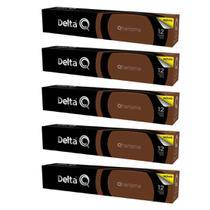 Kit Cápsula de Café Delta Q Qharisma Intensidade 12 - 50 Cápsulas -