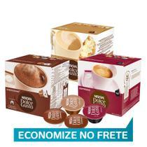 Kit Capsula Dolce Gusto Cafeteria - Nestlé