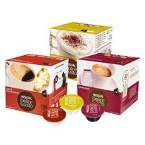 Kit Capsula Dolce Gusto Todo Dia - Nestlé