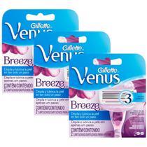 Kit Carga Venus Breeze - 6 unidades -
