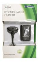 Kit Carregador e Bateria X-Box 360 - Shinka -