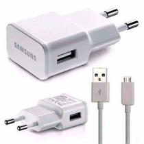 Kit Carregador Usb Para Samsung Galaxy Gran Prime Duos -