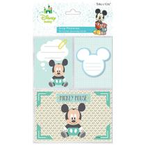 Kit Cartões para Scrap Momentos Disney Toke e Crie Baby MIckey - 19354 - KSCMD04 -