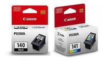 Kit Cartucho Canon Pg-140 Preto + Cl-141 Colorido Original ENVIOS EM 24H -