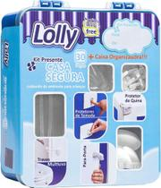 Kit Casa Segura C/30 Pecas - Lolly -