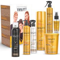 Kit Cauterização Trivitt Profissional Completo c/ 7 Itens -