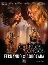 Kit CD & DVD Fernando & Sorocaba - Anjo de Cabelos Longos - Radar