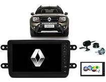 Kit Central Multimídia OROCH - Mp8 + Moldura + Câmera + Tv + Interface de volante PP - Tay Tech