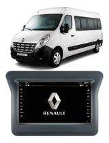 Kit Central Multimídia Renault Master - Dvd , Tv E Gps - Tay Tech